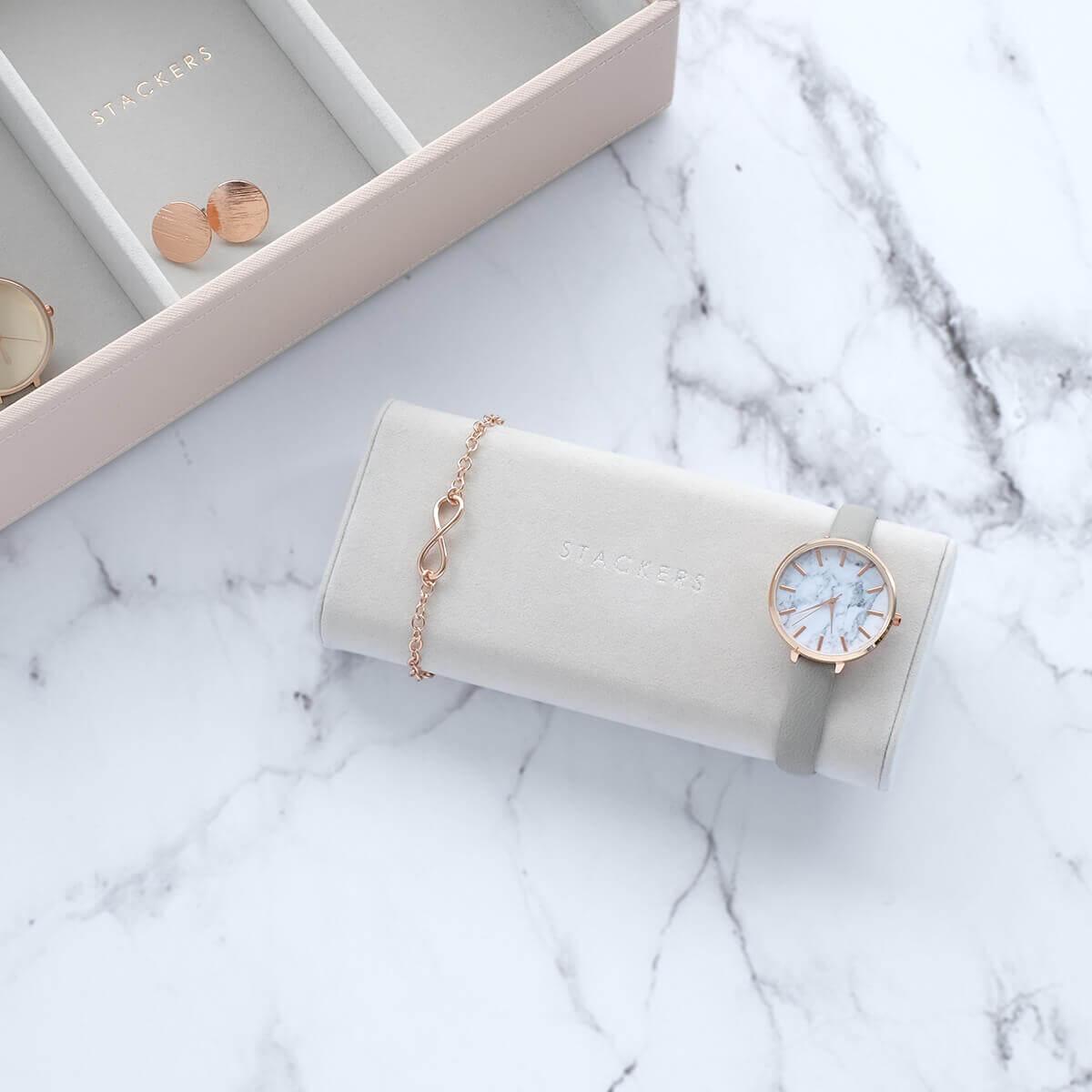 poduszki na zegarki i bransoletki