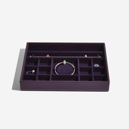 pudełko na charmsy Classic fioletowe
