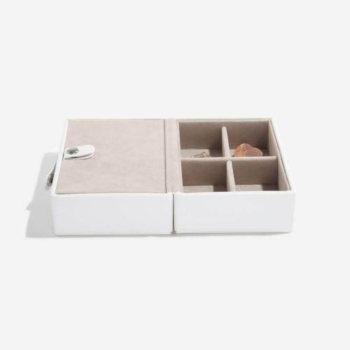 pudełko na biżuterię Travel białe