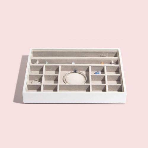 pudełko na charmsy Classic białe